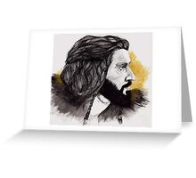 Thorin Oakenshield - King Under the Mountain  Greeting Card