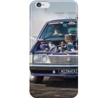 HIZNHERZ Asponats Burnout iPhone Case/Skin