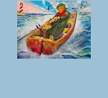 The Lone Boatman Unisex T-Shirt