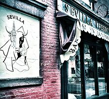 Sevilla Restaurant - Greenwich Village by SylviaS