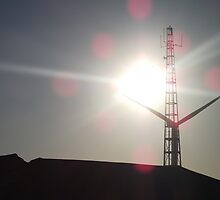 Rising By The Turbine! by DCLehnsherr