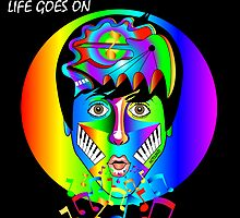 LIFE GOES ON by NODLAND