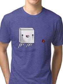 Cute Ghast Tri-blend T-Shirt