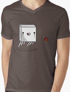 Cute Ghast Mens V-Neck T-Shirt
