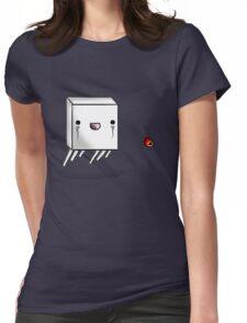 Cute Ghast Womens Fitted T-Shirt
