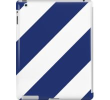 Third Infantry Division (3ID) Insignia iPad Case/Skin