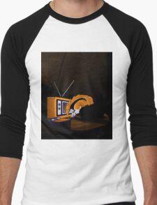 Retro Anteater Men's Baseball ¾ T-Shirt
