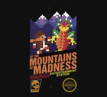At the Mountains of Madness by Josh Legendre