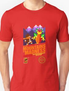 At the Mountains of Madness Unisex T-Shirt
