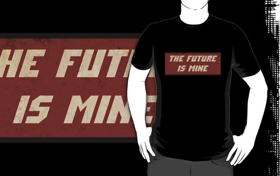 The Future Is Mine by Jampatino