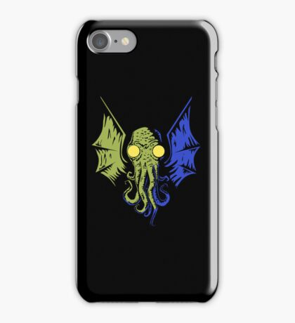 Cthulhu in the Depths iPhone Case/Skin