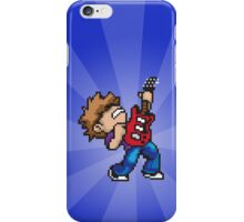 Pixel Guitarist iPhone Case/Skin