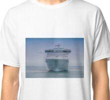 On the Bow Sea Princess Classic T-Shirt