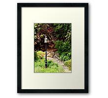Spohr Gardens... Framed Print