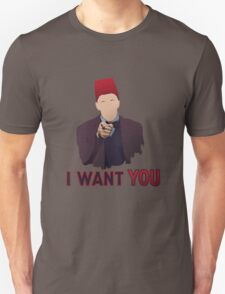 When a Good Man Goes to War Unisex T-Shirt