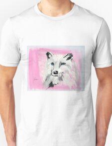 White Wolf - Animal Art by Valentina Miletic T-Shirt
