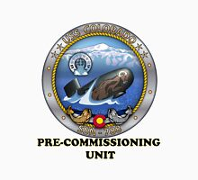 SSN-788 USS Colorado Pre-commissioning Unit Crest Unisex T-Shirt