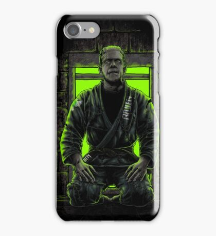 BJJ Frankenstein iPhone Case/Skin
