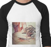 A mile in these shoes Men's Baseball ¾ T-Shirt