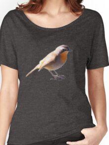 Pixelated Bird Women's Relaxed Fit T-Shirt