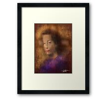 New-Age-Iography Framed Print