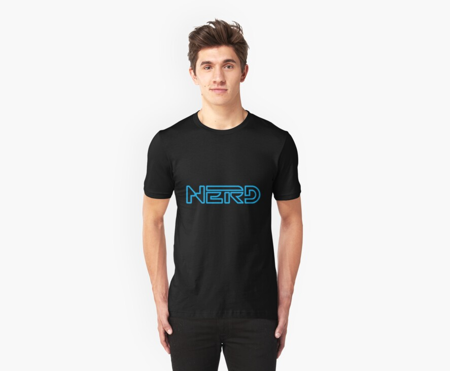 N.E.R.D. by gizmoduck