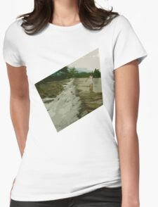 Walk 17 Womens Fitted T-Shirt