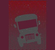 Philippine Jeepney Abstract  Unisex T-Shirt