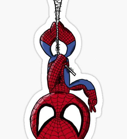 Web Slingin' Sticker