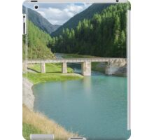 Old stone bridge, Italy, Lombardy near Brescia  iPad Case/Skin