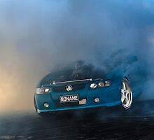 NONAME Burnout by VORKAIMAGERY