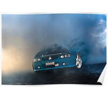 NONAME Burnout Poster