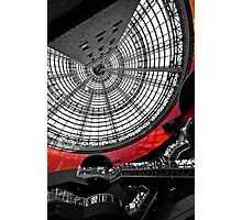 Coops Leadpipe and Shot Tower Photographic Print