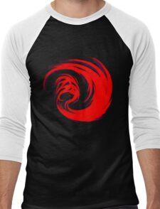 Giygas Men's Baseball ¾ T-Shirt