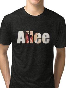 Ailee PhotoText Tri-blend T-Shirt