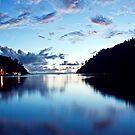 Mouryilan Sunrise by Ron  Wilson