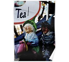 good , a tea shop Poster
