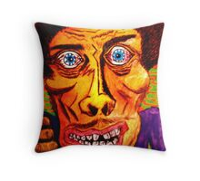 FRANTIK Throw Pillow