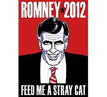 Mitt Romney: American Psycho Photographic Print