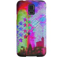 Another Psychedelic Design Samsung Galaxy Case/Skin
