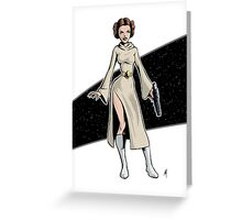 Princess of the Stars Greeting Card