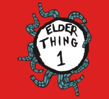 Elder Thing 1 One Piece - Short Sleeve