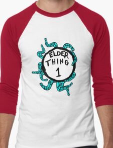 Elder Thing 1 Men's Baseball ¾ T-Shirt