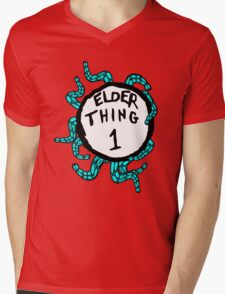 Elder Thing 1 Mens V-Neck T-Shirt