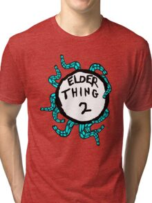 Elder Thing 2 Tri-blend T-Shirt