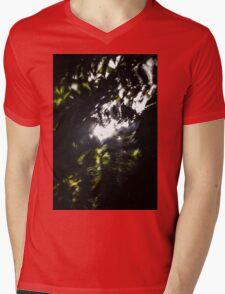Visions of Life Mens V-Neck T-Shirt