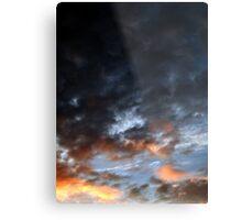 October Sunset (9051) Metal Print