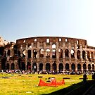 ROME - THE COLOSSEUM by vaggypar