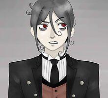 That Butler, Annoyed by yandereliza