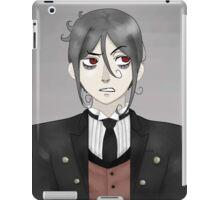 That Butler, Annoyed iPad Case/Skin